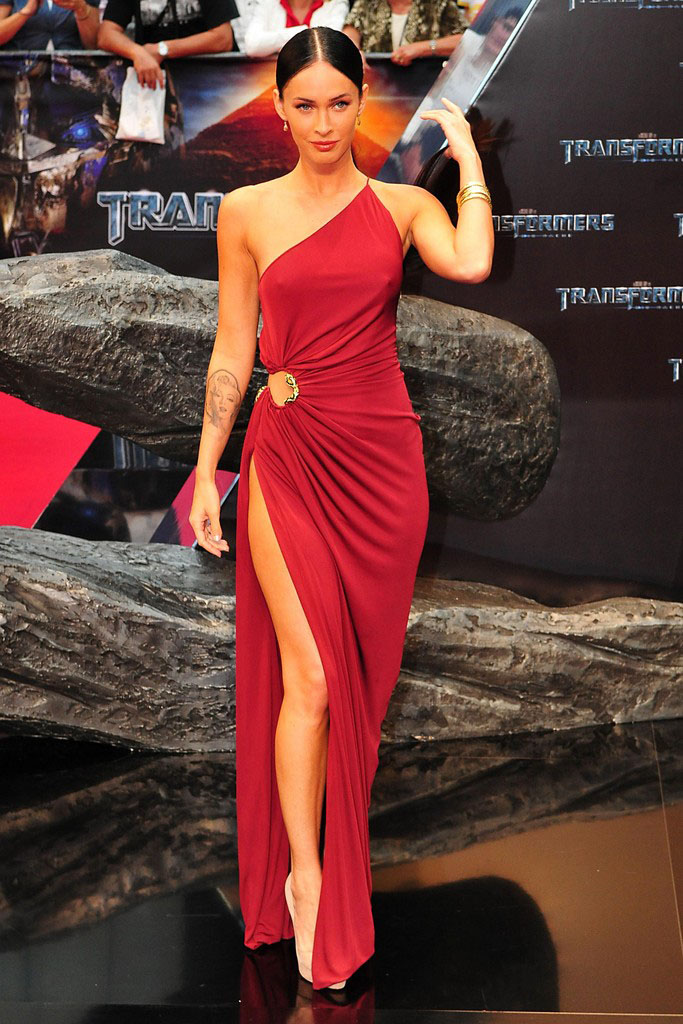 Premier designs red dress gala