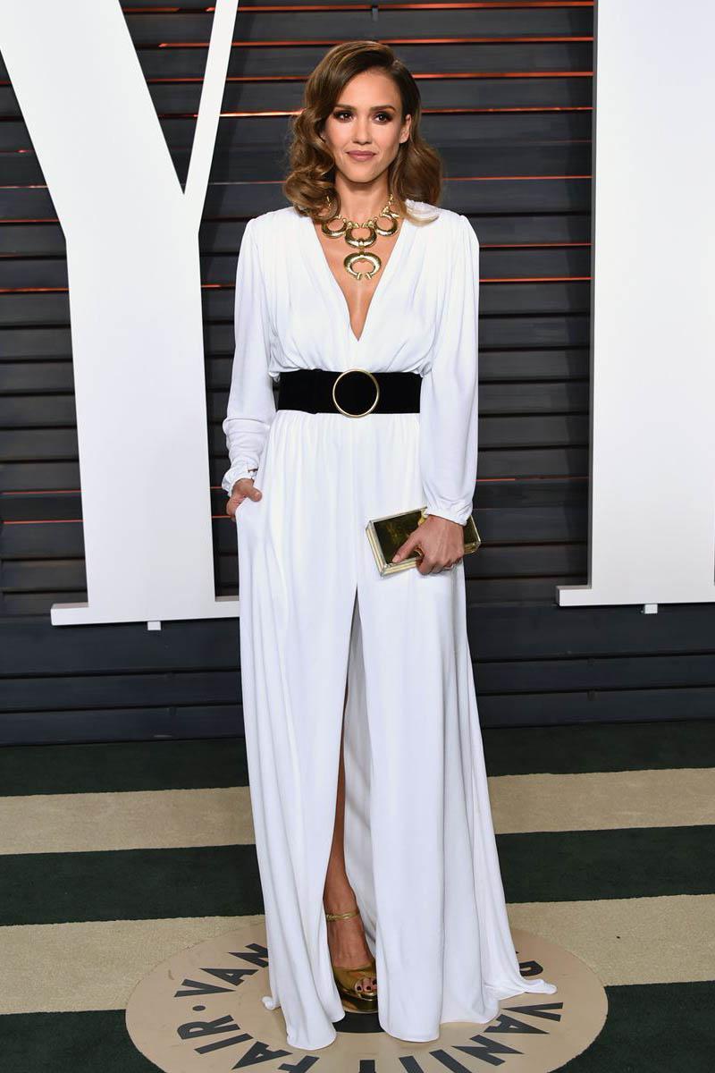 Jessica alba casual dresses