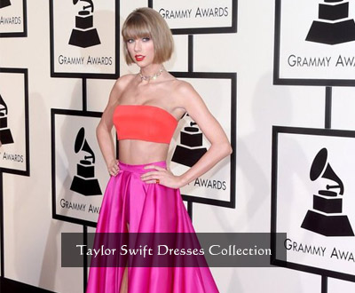 Taylor Swift dresses